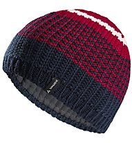 Vaude Melbu - Strickmütze Skitouren, Blue/Red