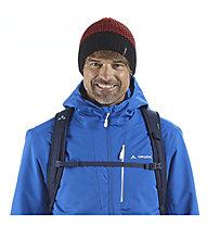 Vaude Melbu - Strickmütze Skitouren, Red/Blue