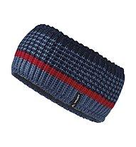 Vaude Melbu Headband IV Fascia Paraorecchie Alpinismo, Blue