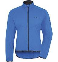 Vaude Air II - Giacca a vento ciclismo - uomo, Blue