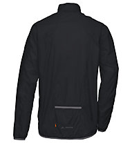 Vaude Men's Air Jacket III - Radjacke - Herren, Black