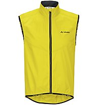 Vaude Men's Air Vest II Radweste, Yellow