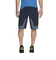 Vaude Altissimo II - pantaloni bici MTB corti - uomo, Blue