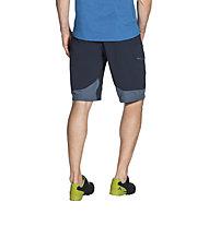 Vaude Men's Altissimo Shorts II - Radhose kurz MTB - Herren, Blue