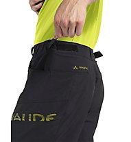 Vaude Men's Altissimo Shorts III - Radhose MTB - Herren, Black