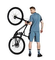 Vaude Men's Altissimo Shorts III - Radhose MTB - Herren, Blue/Grey