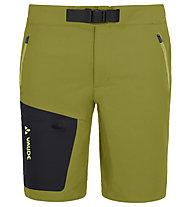 Vaude Men's Badile Shorts Herren Wanderhose kurz, Green