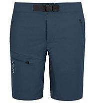 Vaude Men's Badile Shorts Herren Wanderhose kurz, Navy/Black