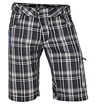 Vaude Men's Craggy Pants Pantaloni corti MTB, Black