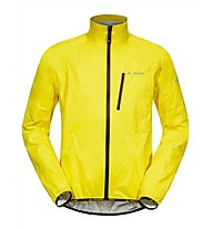 Vaude Men's Drop Jacket III Radjacke, Yellow