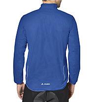 Vaude Drop III - giacca bici - uomo, Blue