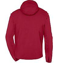 Vaude Men's Durance Hooded Jacket - Softshelljacke mit Kapuze Herren, Red