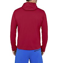 Vaude Men's Durance Hooded Jacket - Softshelljacke mit Kapuze Herren, Red