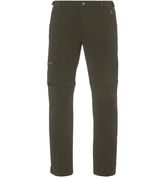ad48e460af Vaude Farley II - pantaloni lunghi zip-off trekking - uomo   Sportler.com
