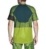 Vaude Men's Ligure Shirt - Radtrikot MTB - Herren, Green