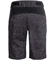 Vaude Men's Ligure Shorts - Radhose - Herren, Black/Grey