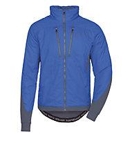 Vaude Men's Minaki Jacket Giacca MTB, Hydro Blue