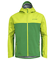 Vaude Men's Moab - Regenjacke Bike - Herren, Green