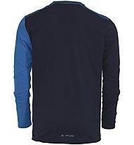 Vaude Men's Moab LS Shirt IV - Bikeshirt langarm - Herren, Blue