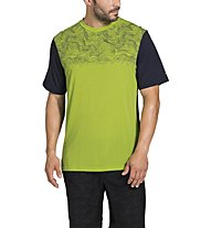 Vaude Moab IV - maglia bici - uomo, Green