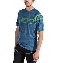 Vaude Moab V - maglia bici - uomo, Blue