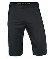 Vaude Men's Spray Shorts III - Radhose wasserdicht - Herren, Black