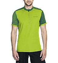 Vaude Men's Tremalzo Shirt III MTB-Radtrikot, Green