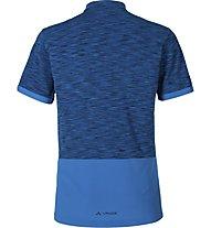 Vaude Men's Tremalzo Shirt III MTB-Radtrikot, Blue