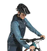 Vaude Minaki Light - giacca bici - donna, Blue