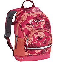 Vaude Minnie 5 - zaino - bambino, Red