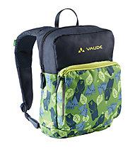 Vaude Minnie 5 - Daypack - Kinder, Green/Grey