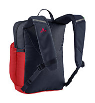 Vaude Minnie 5 - Daypack - Kinder, Red/Grey