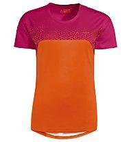 Vaude Moab - Radtrikot MTB - Damen, Orange/Red