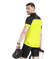 Vaude Mossano V - maglia bici - uomo, Yellow