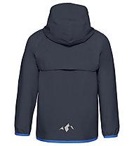 Vaude Muntjac 2in1 - Softshelljacke Bergsport - Kinder, Blue