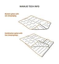 Vaude Navajo 900 SYN - sacco a pelo sintetico
