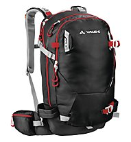 Vaude Nendaz 30, Black/Red