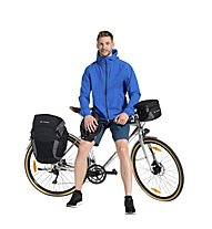 Vaude Ontour Back - borse bici, Black
