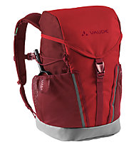 Vaude Puck 10 - Wanderrucksack - Kinder, Red