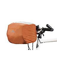 Vaude Raincover for handle bar bag, Orange