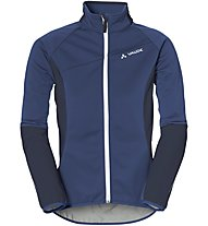 Vaude Resca Softshell Jacket Giacca Softshell ciclismo donna, Blue