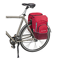 Vaude Road Master Back - Hinterradtaschen Paar, Red