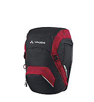 Vaude Road Master Front, Black/Red