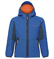 Vaude Rondane - giacca softshell - bambino, Light Blue