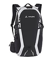 Vaude Roomy 12+3 Damen-Radrucksack, Black/Cottage Grey