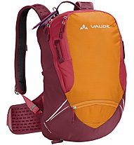 Vaude Roomy 12+3 - Radrucksack - Damen, Red/Orange