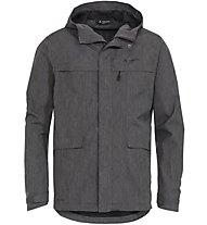 Vaude Rosemoor - giacca a vento - uomo, Dark Grey