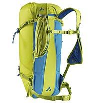 Vaude Rupal Light 18 - zaino arrampicata, Yellow