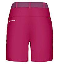 Vaude Scopi - kurze Wander- und Trekkinghose - Damen, Pink