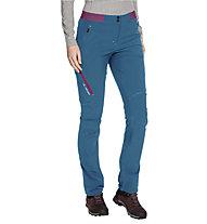 Vaude Scopi II - Wander- und Trekkinghose - Damen, Blue/Purple